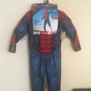 Spider Man 2 Piece Set Custome